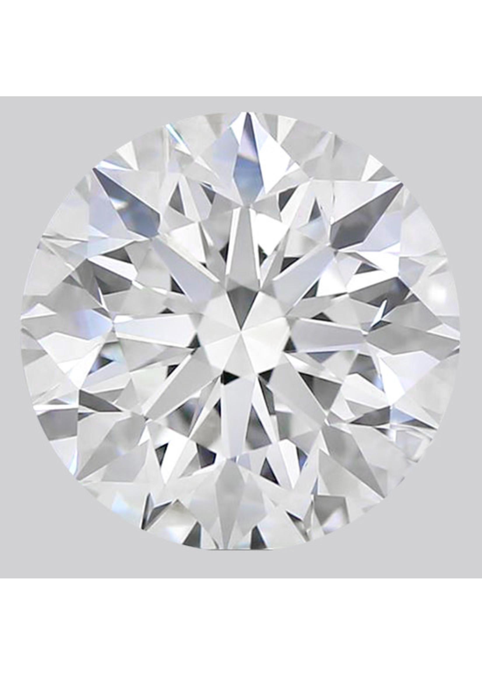Diamond ROUND CUT DIAMOND 1.56 CT. Affinity Cut | K Color | SI1 Clarity