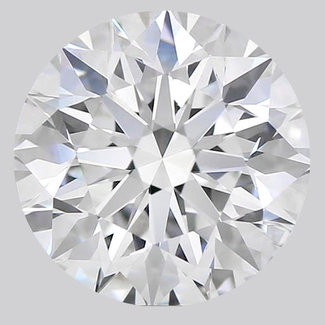Diamond ROUND CUT DIAMOND 1.56 CT. Affinity Cut | K Color | SI1 Clarity