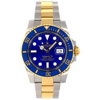 Rolex ROLEX SUBMARINER 40MM (2016 B+P) #11613LB