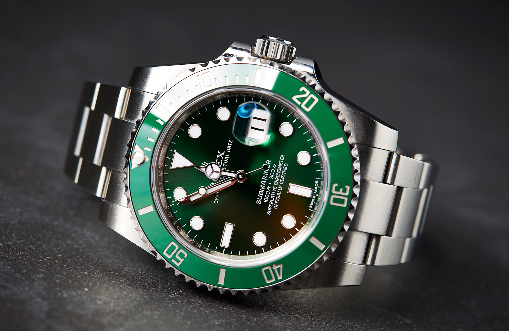The Rolex Submariner