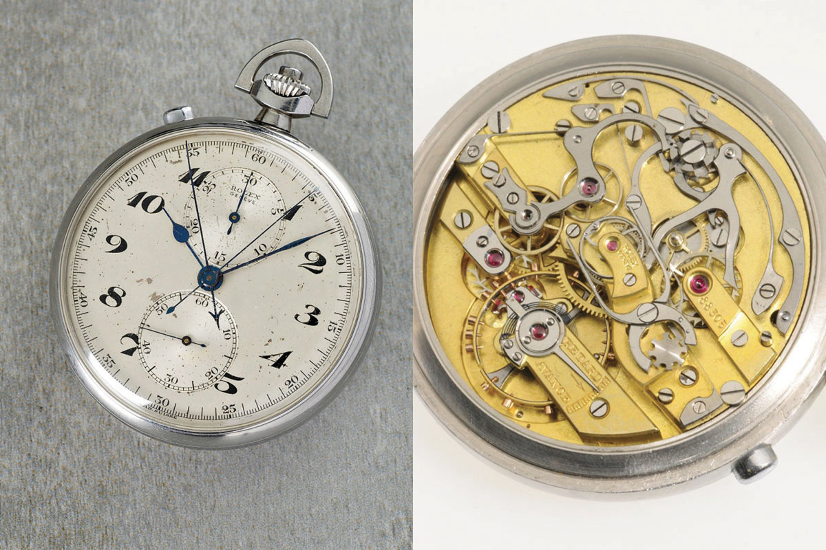 THE POCKET WATCHES