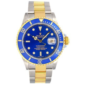 Rolex ROLEX SUBMARINER 40MM (2005)b&P