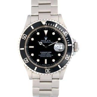 Rolex Rolex Submariner #16610 (1990 B+P)