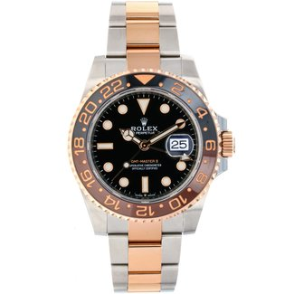 Rolex Rolex Everose GMT Root Beer (2019) B&P