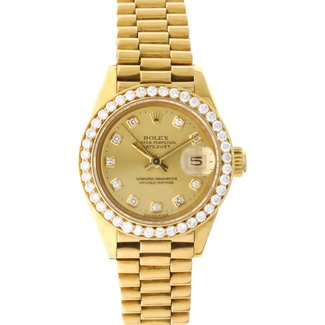 Rolex Rolex 26mm Datejust President (1983)