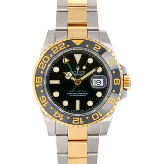 Rolex Rolex Steel Date GMT-Master II 40 Watch - (2010)
