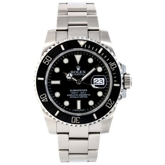 Rolex Rolex Steel Date Submariner (2018)