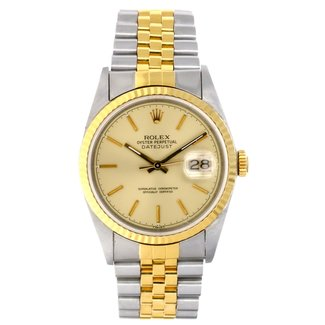 Rolex Rolex Datejust 36mm #16233  (1989) MINT CONDITION