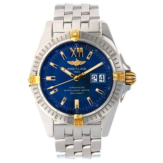 Breitling BREITLING COCKPIT B49350 WATCH Blue Dial
