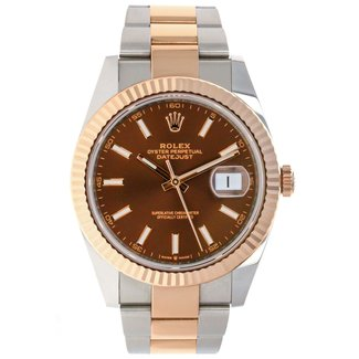 Rolex Rolex Datejust 41MM #126331 (2019 B+P)