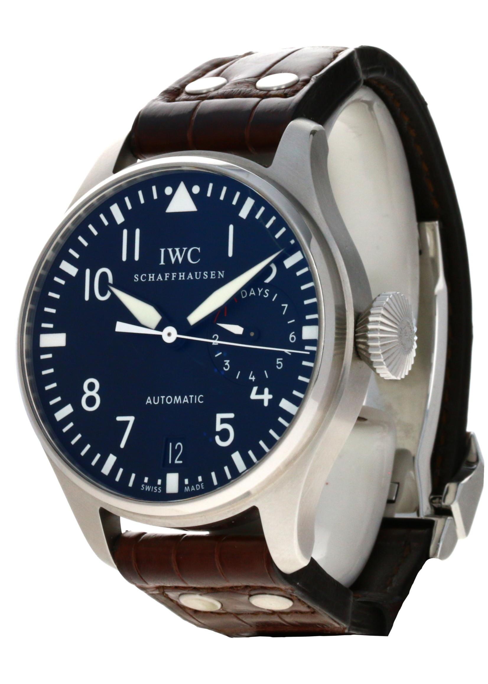 IWC IWC Big Pilot's Watch B&P