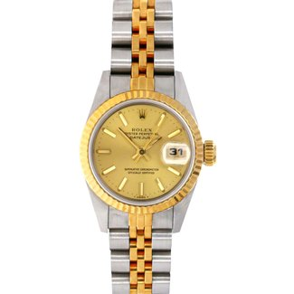 Rolex ROLEX DATEJUST 26MM (1991 B+P) #69173