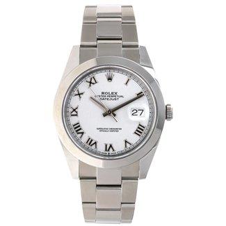 Rolex Rolex Datejust 41MM #126300 (2019 B+P)
