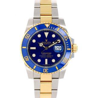 Rolex Rolex Submariner #116613LB (2019 B+P)