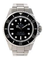 Rolex Rolex Deepsea Sea-Dweller #116660 (2008 B+P)