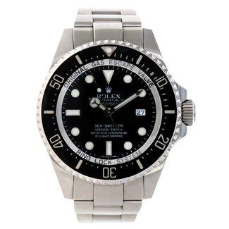 Rolex Rolex Deepsea Sea-Dweller #126660BK (2008 B+P)