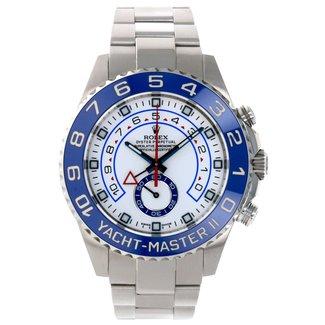 Rolex Rolex Steel Yacht-Master II 44 Watch