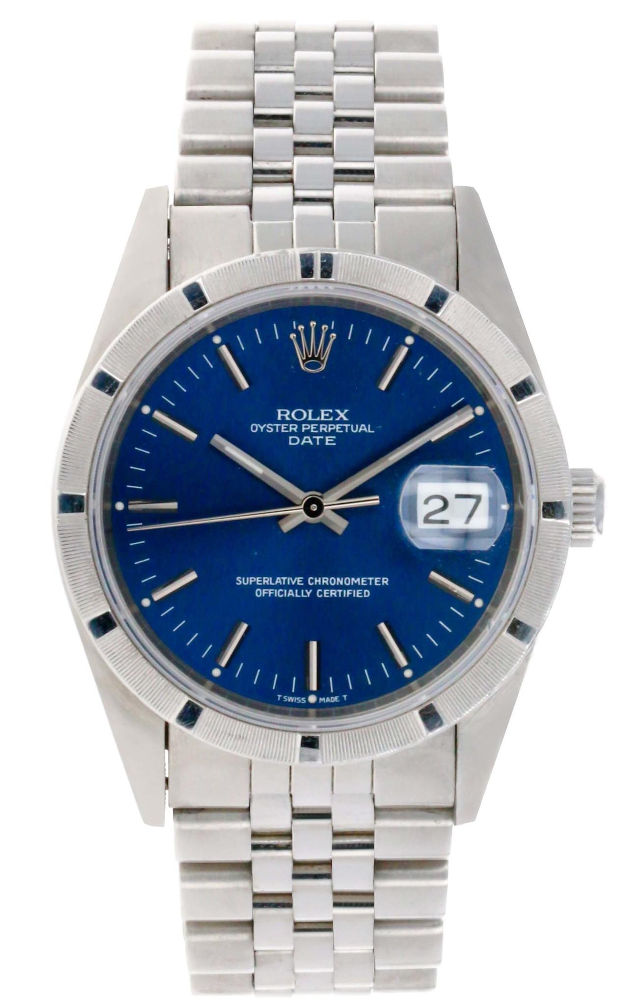 Rolex Date 36mm