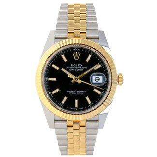 Rolex Rolex  Datejust 41-2020-B&P