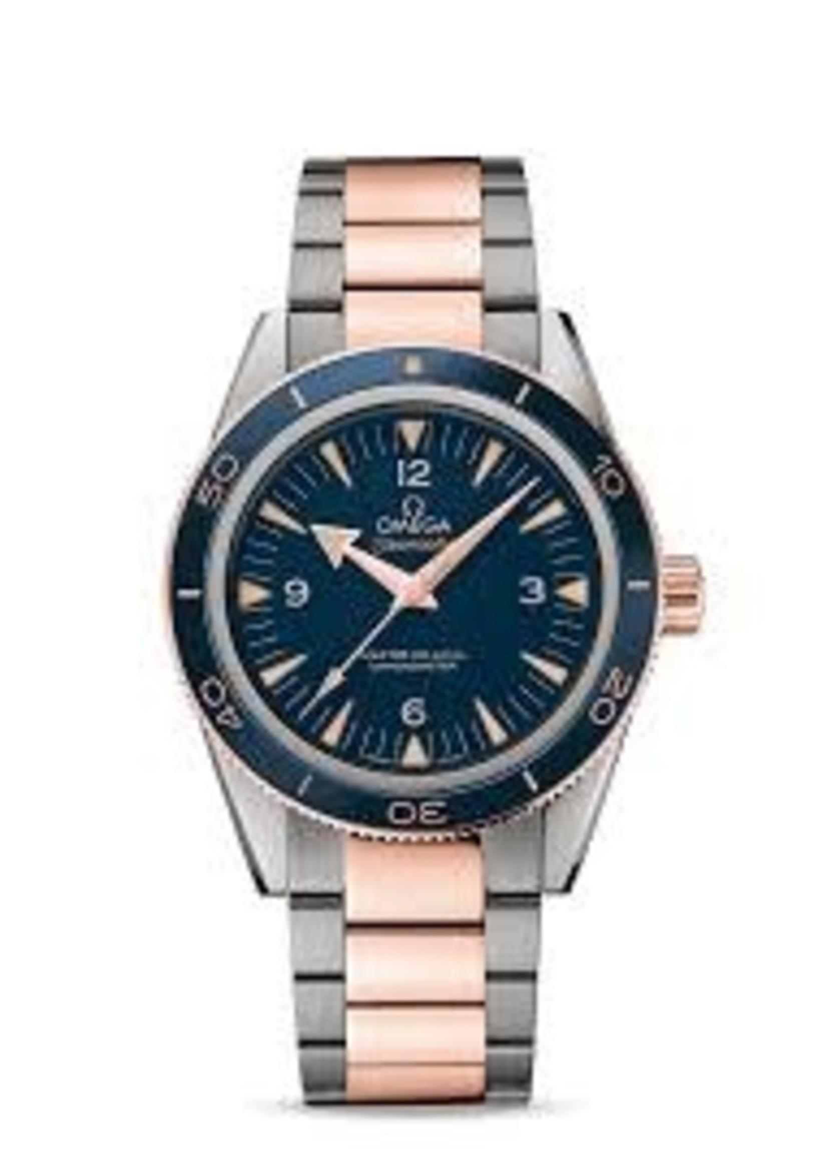 Omega Watches OMEGA SEAMASTER (2020 B+P) #23360412103001