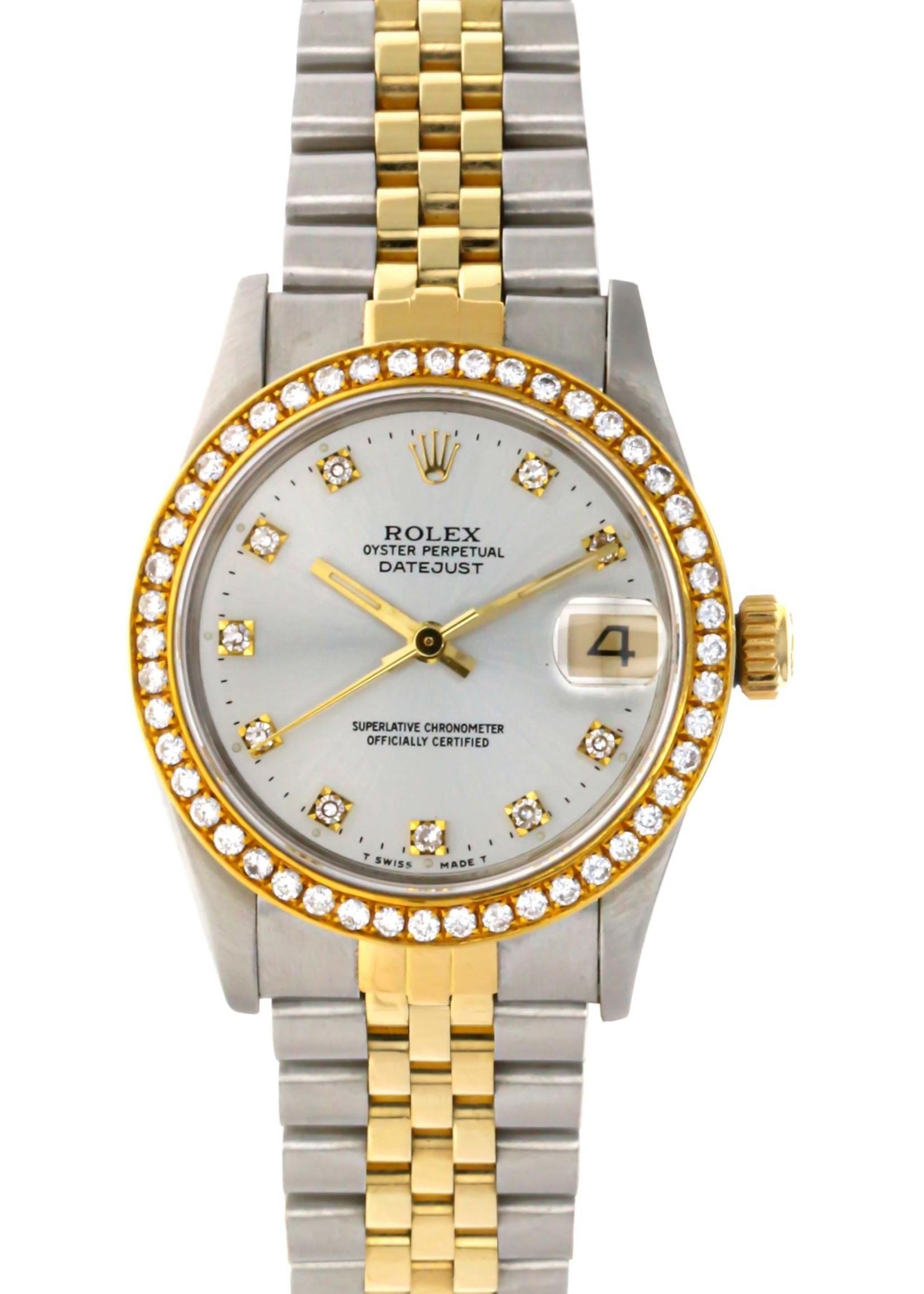 Rolex ROLEX DATEJUST 31MM  (1991)