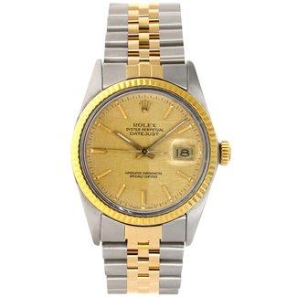 Rolex Rolex Datejust 36MM (1986 B+P)