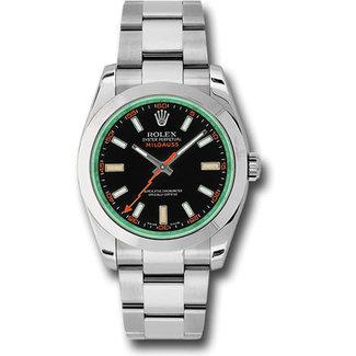 Rolex Rolex Milgauss #116400GV (2013 B+P)