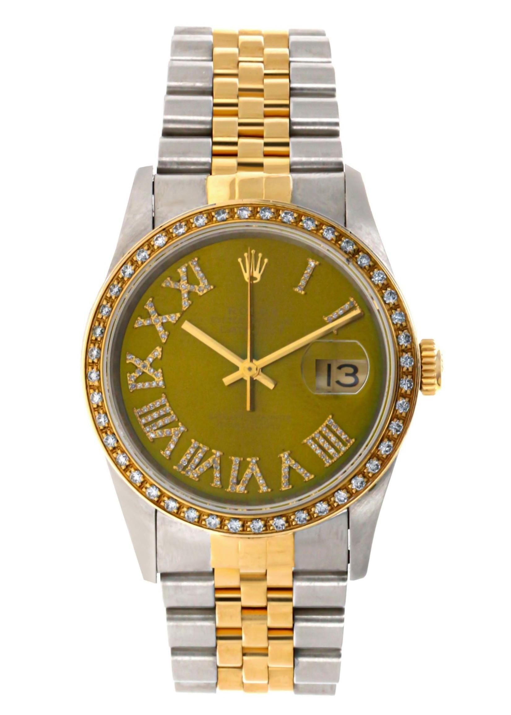Rolex Rolex Datejust 36MM #16233 (1991)