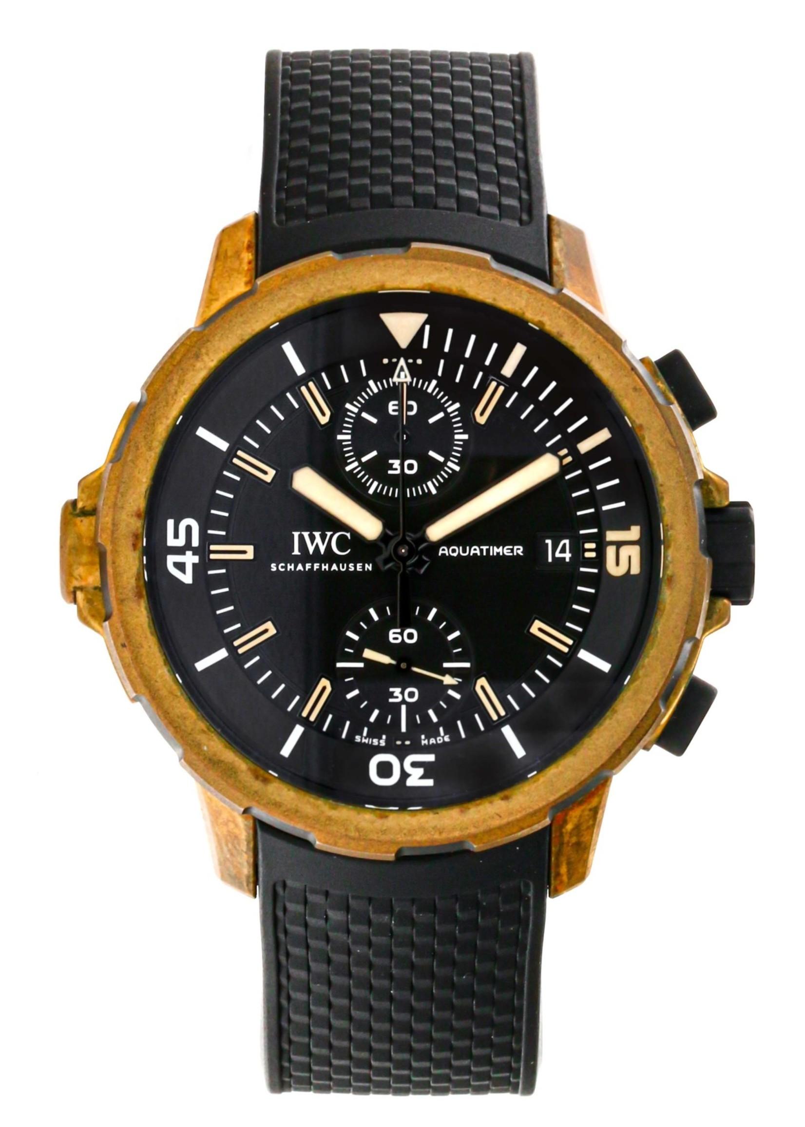IWC IWC Aquatimer #IW379503 (2019 B+P)
