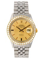 Rolex Watches ROLEX AIRKING DATE PRECISION 34MM (1988) #5701N
