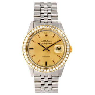Rolex Rolex Air King Date Percision 34MM #5701N (1988)