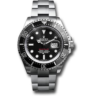 Rolex Rolex Sea-dweller #126600 43MM (2020 B+P)
