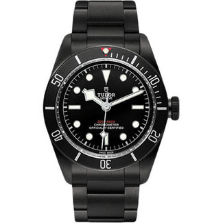 Tudor Tudor Watches: M79230DK-0008 Black Bay Dark (2018 B+P) STICKERS ON