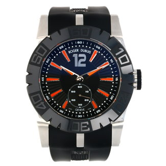 ROGER DUBUIS ROGER DUBUIS EASY DIVER CERAMIC 46MM (B+P) #DBSE0269 (61/88)