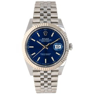 Rolex Datejust 41MM #126334 (2019 B+P)
