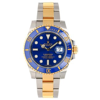 Rolex Rolex Submariner 40MM #116613BLU  (B+P)
