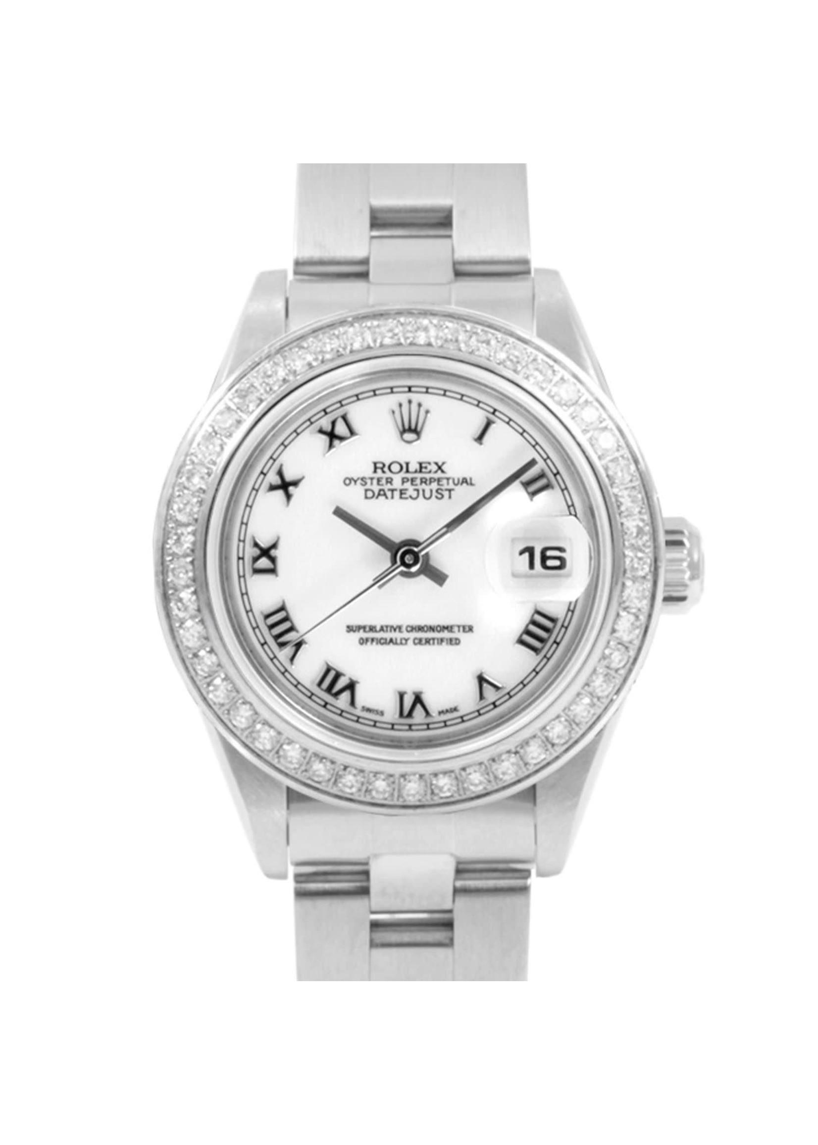 Rolex ROLEX DATEJUST 26MM UNWORN (2008 B+P) #179160