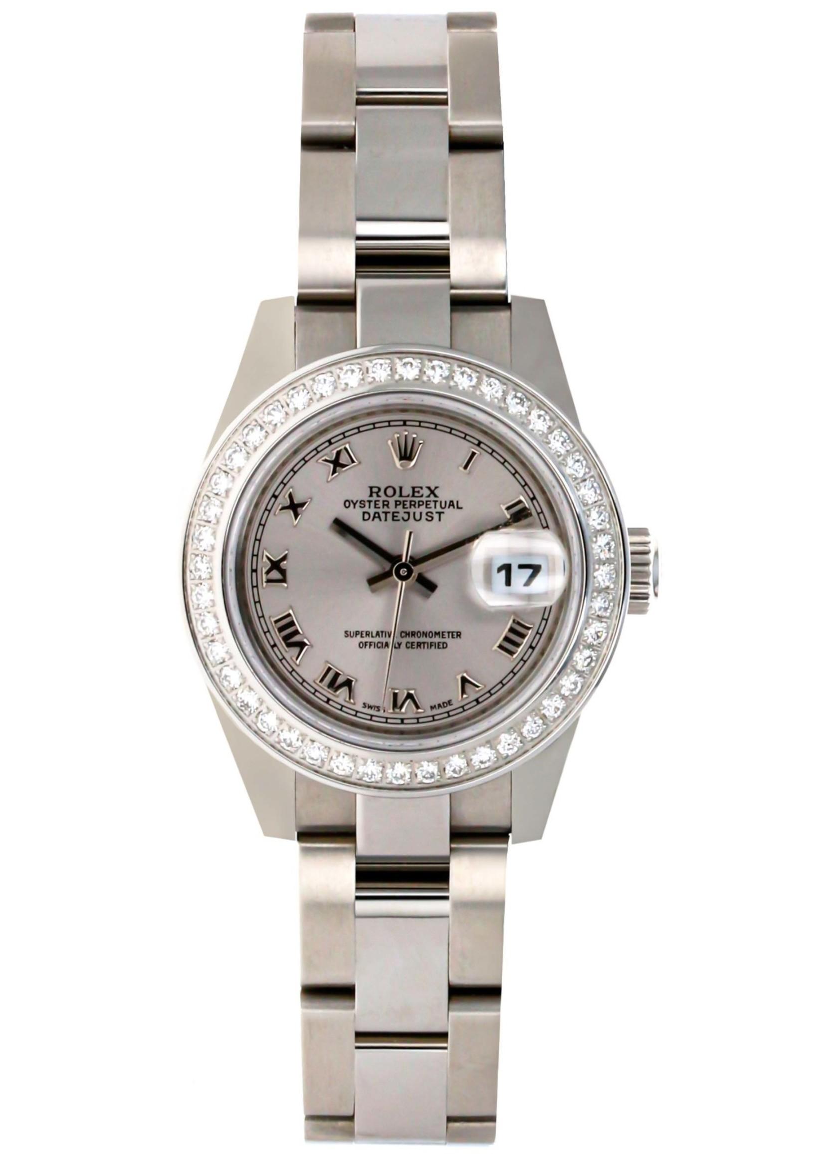 Rolex ROLEX DATEJUST 26MM UNWORN (B+P) #179160