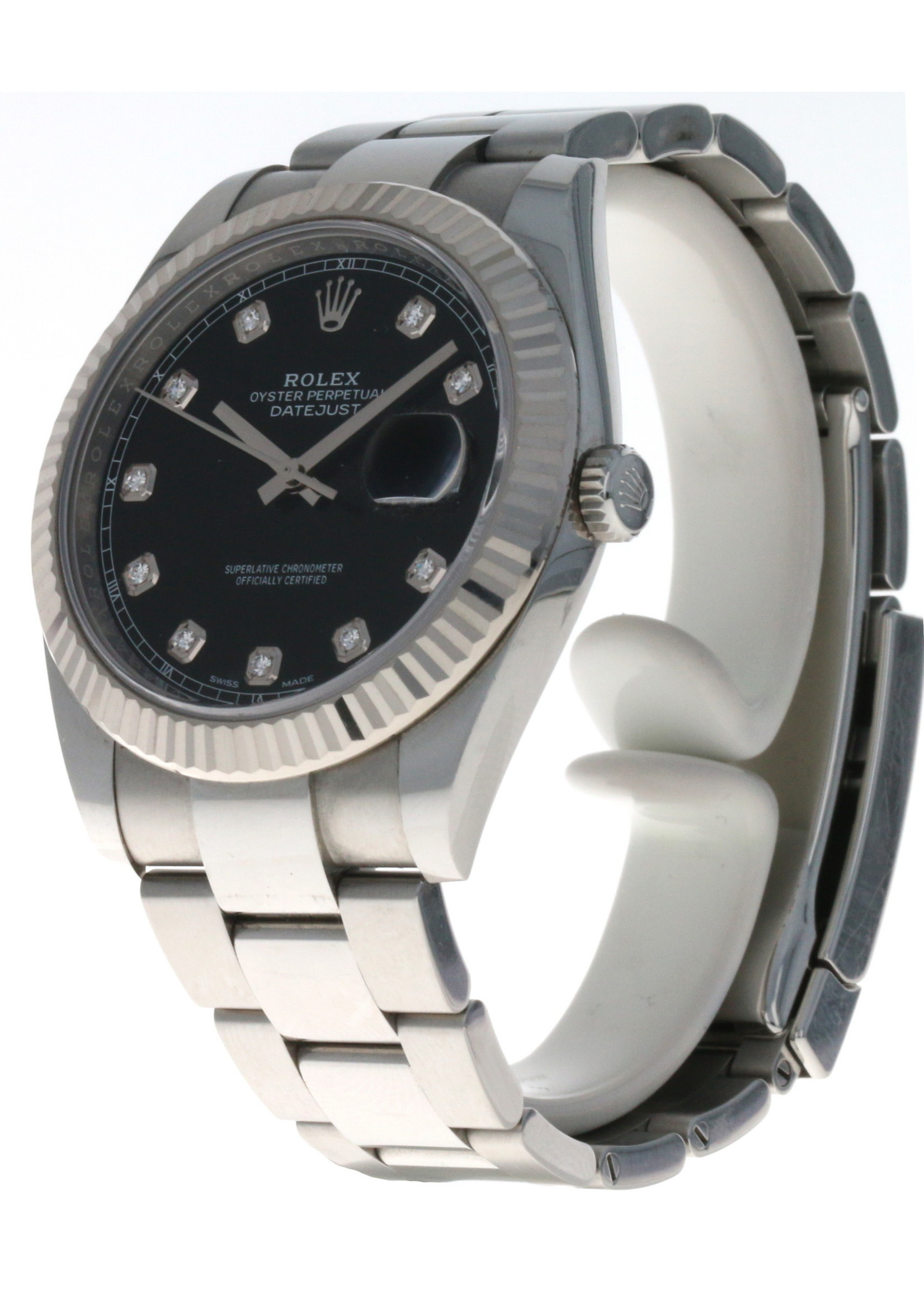 Rolex ROLEX DATEJUST 41MM (2018) #126334
