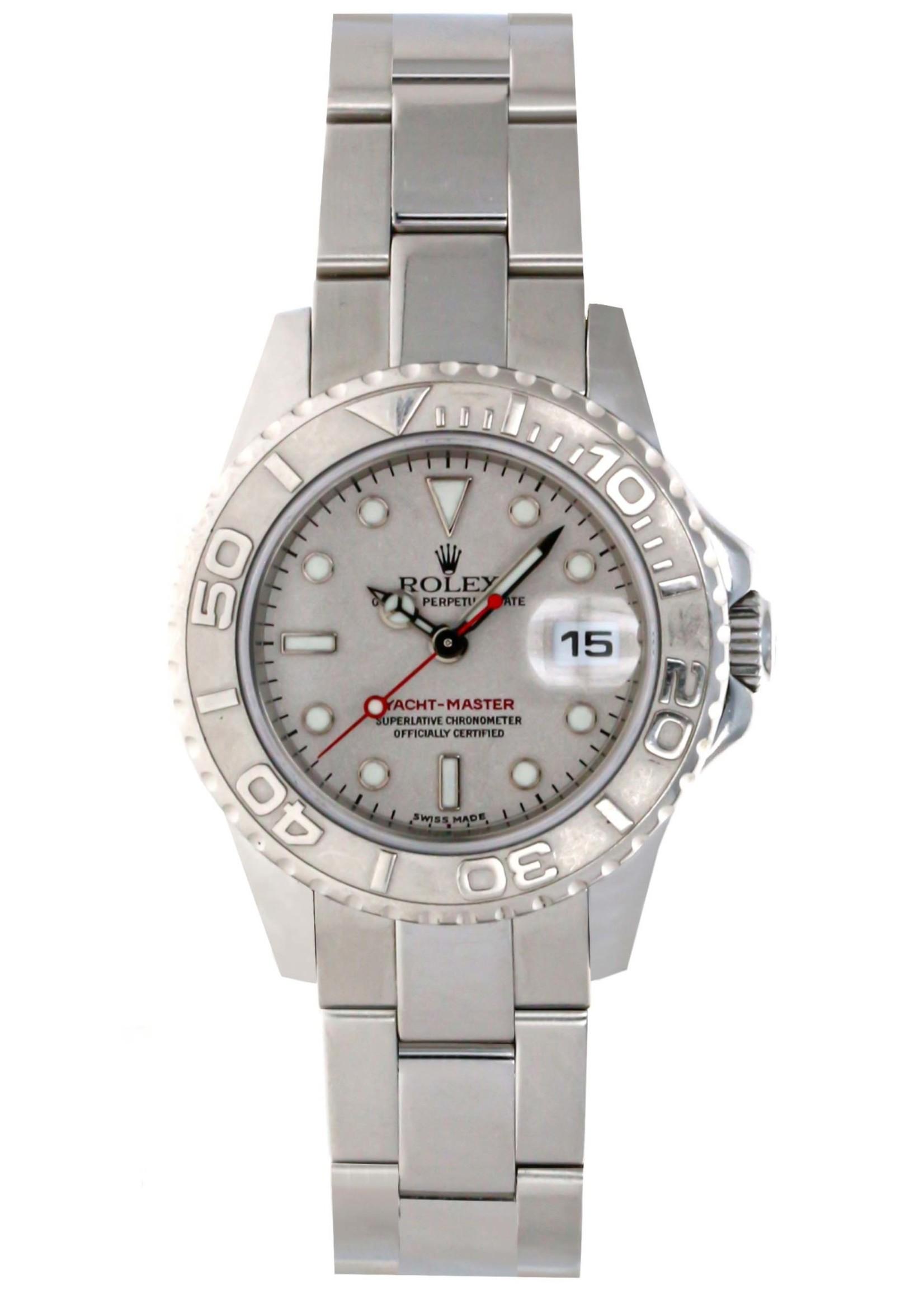Rolex Watches ROLEX YACHT MASTER 29MM (2000 B+P) #169622