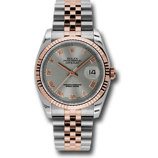 Rolex ROLEX DATEJUST 36MM (NEW OLD STOCK)(B+P) #116231