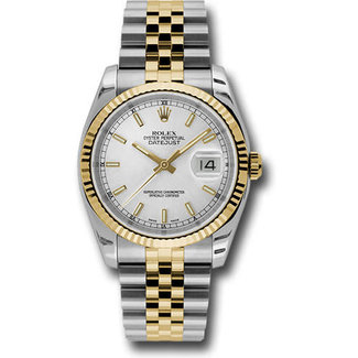 Rolex ROLEX DATEJUST 36MM #116233 (B+P)
