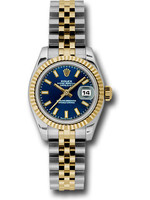 Rolex Watches ROLEX DATEJUST 26MM (B+P) - NEW OLD STOCK #179173