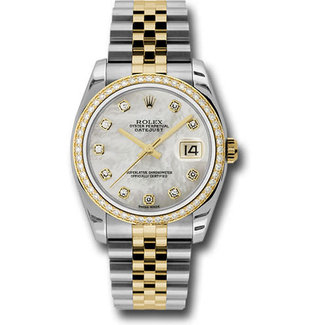 Rolex ROLEX DATEJUST 36MM (1989) #16013