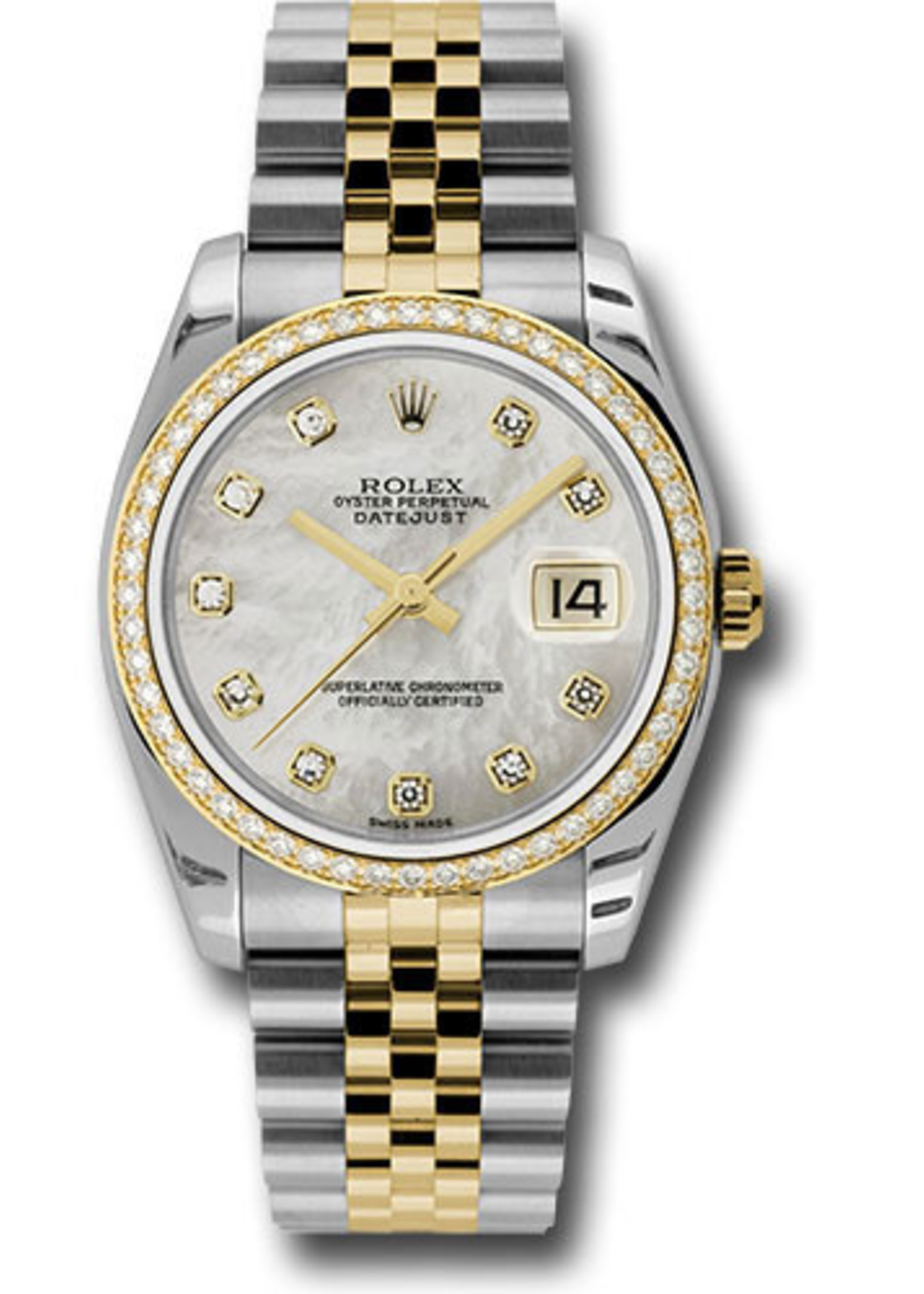 Rolex ROLEX DATEJUST 36MM (1989) #16013