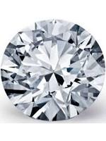 Jewellery 3.13 CT DIAMOND E VS2 EXCELLENT ROUND CUT