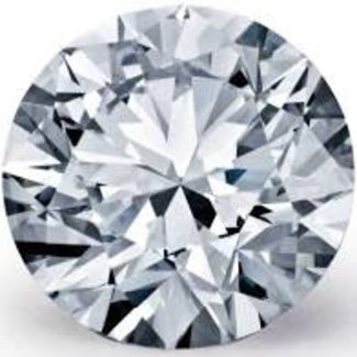 Jewellery 3.13 CT DIAMOND E VS2 EXCELLENT ROUND CUT