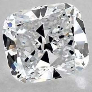 Jewellery 3.40 CT CUSHION DIAMOND E VS2 ECVELLENT CUT GIA #2286974520