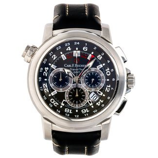CARL F. BUCHERER CARL F. BUCHERER PATRAVI #10620.08 45MM