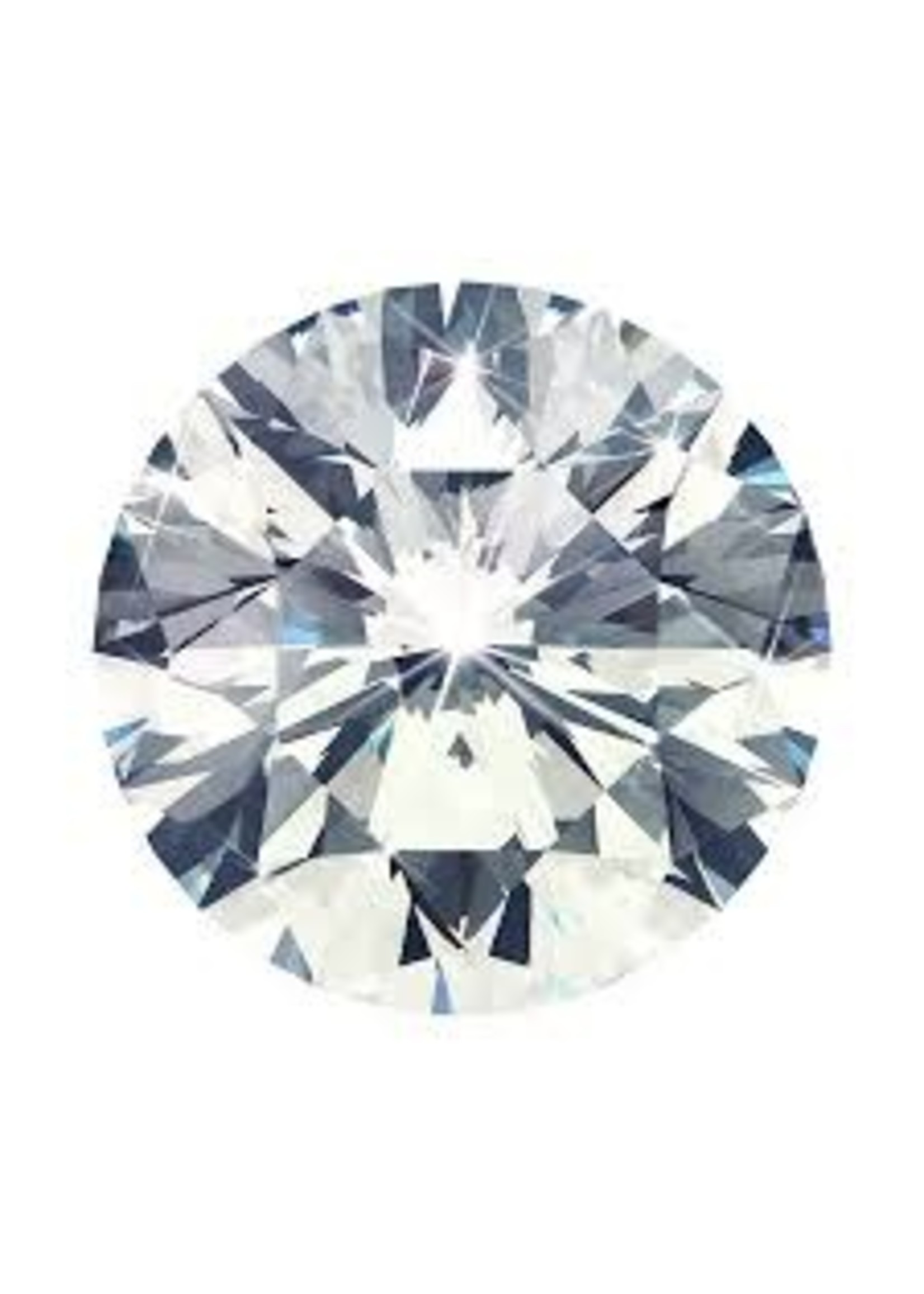 1.02 ROUND BRILLIANT CUT DIAMOND (SI-2/H/GOOD)